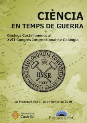 """Exposición """"Ciencia en tiempos de guerra"""" - Castellón"""