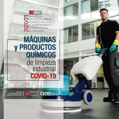 Taller On-line - Máquinas y productos químicos de limpieza industrial (COVID-19)