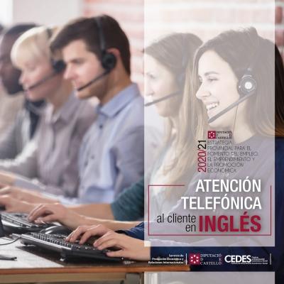 Taller - Atenció telefònica al client en anglès