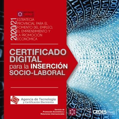 Taller - Certificado Digital para la inserción Socio-Laboral