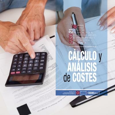 Taller - Cálculo y análisis de costes