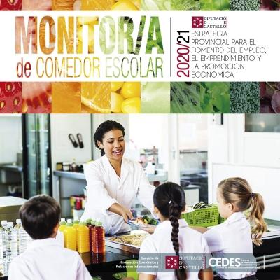 Taller On-line - Monitor/a de menjador escolar (Adaptat COVID-19)