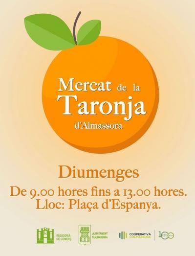 IX edició del Mercat de la taronja