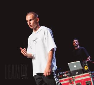 Lázaro (hip-hop i teatre)
