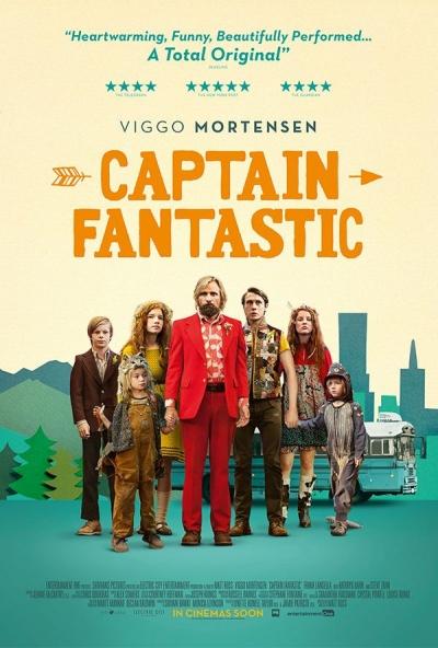 Capitán Fantástico (Castellano)