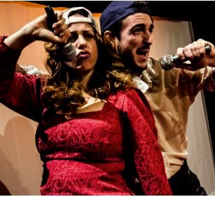 Els viatges d'Àlex i Elena (Teatro del Contrahecho)