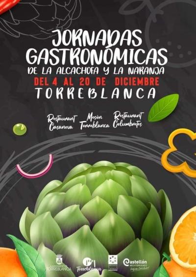 Jornades Gastronòmiques de la Carxofa i la Taronja