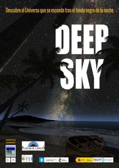 Proyección: Deep Sky (Cielo Profundo)