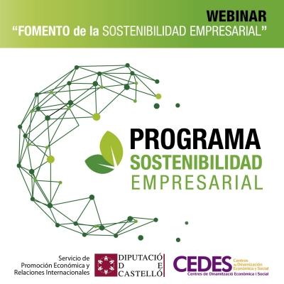 """Jornada - """"Sostenibilidad y Ayudas de la Conselleria d'Economia Sostenible CV"""""""