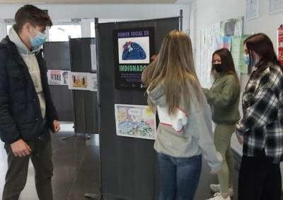 Exposición 'Indignados'