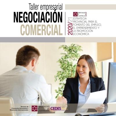 Taller empresarial - Negociación Comercial