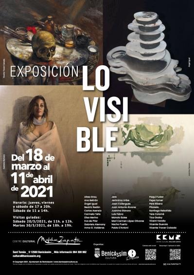 Exposición 'Lo Visible'