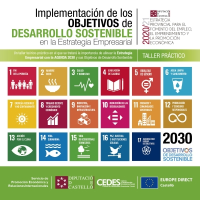 Taller - Implementación de los Objetivos de Desarrollo Sostenible en la estrategia empresarial