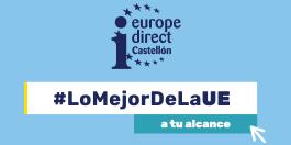 Europe direct castellón es la solución.