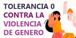 Tolerancia 0 contra la violencia de género