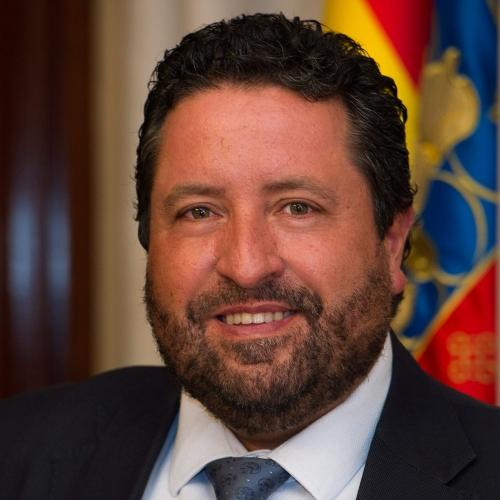 JAVIER MOLINER GARGALLO PRESIDENTE DE LA DIPUTACIÓN