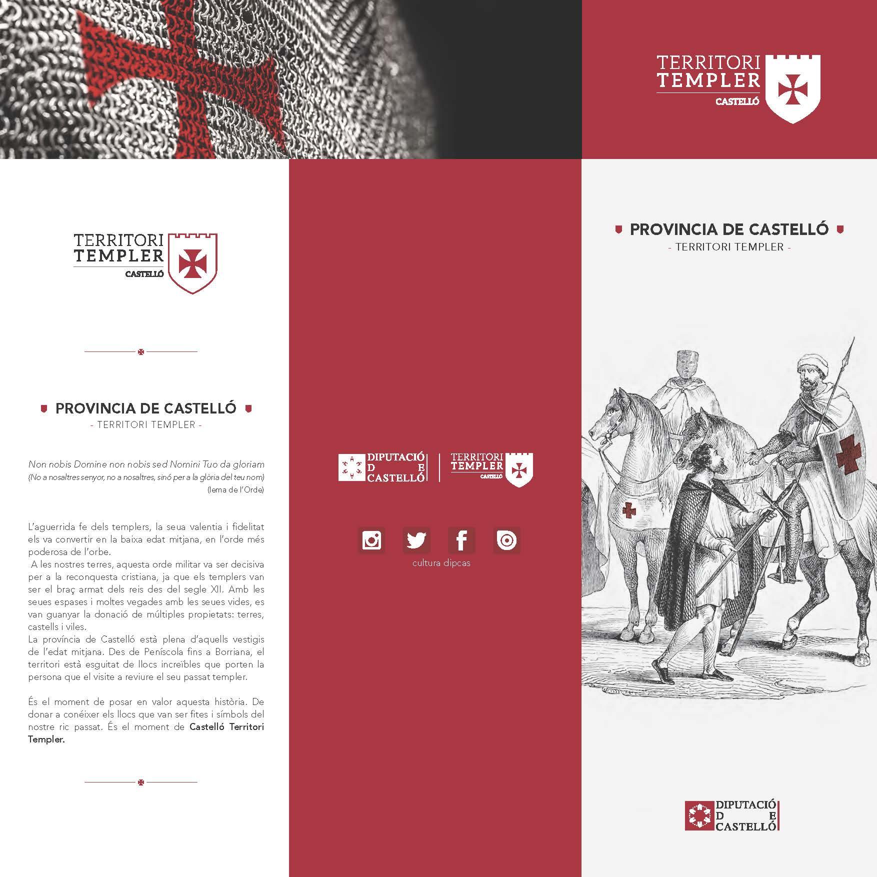 Territori Templari