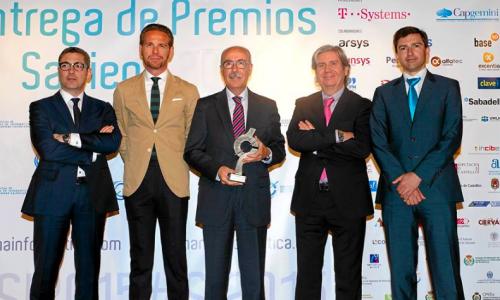 Entrega de Premios Sapiens