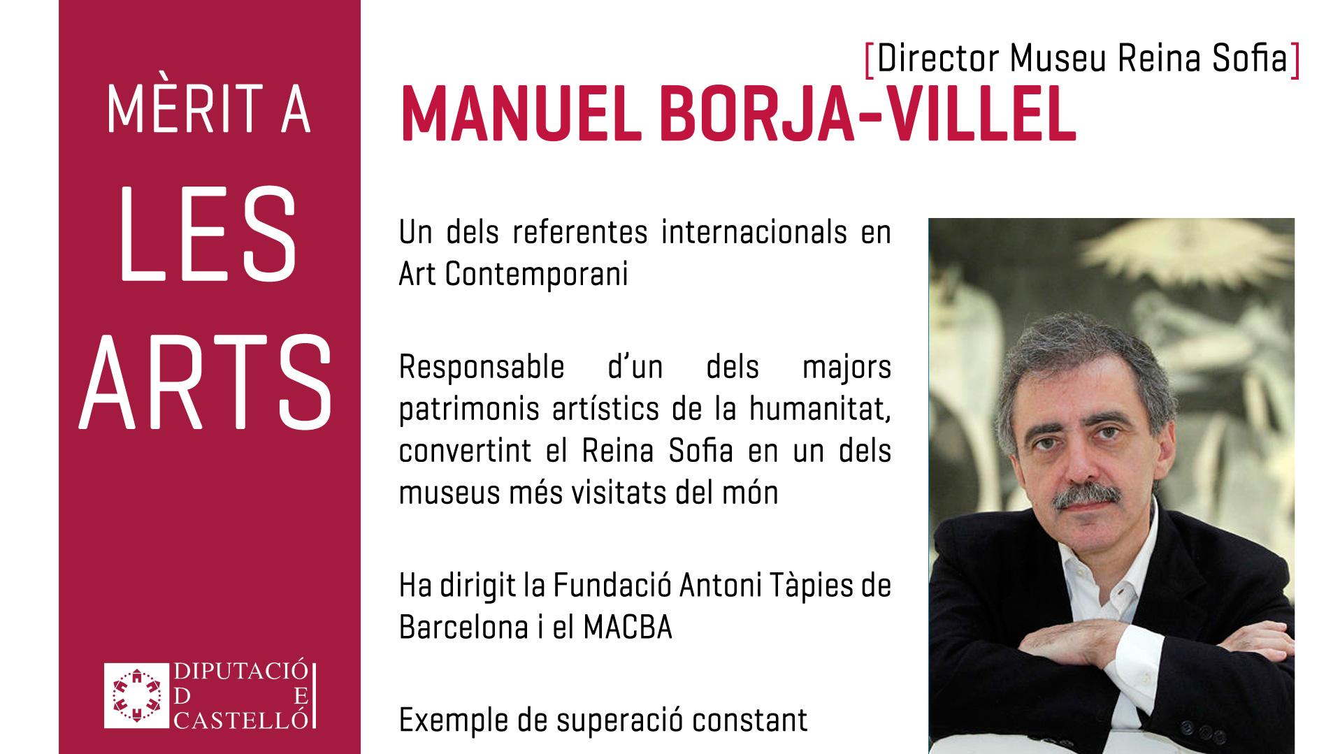 Manuel Borja Villel