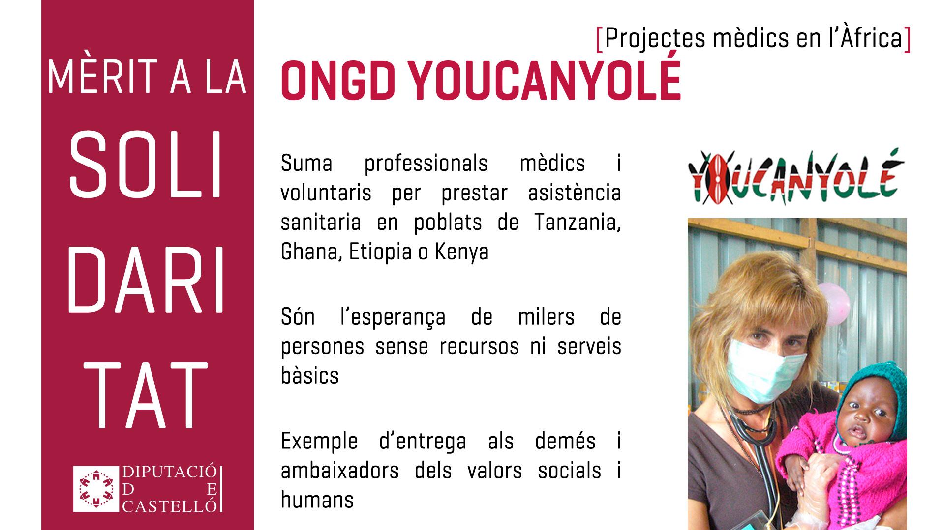 ONGD Youcanyole