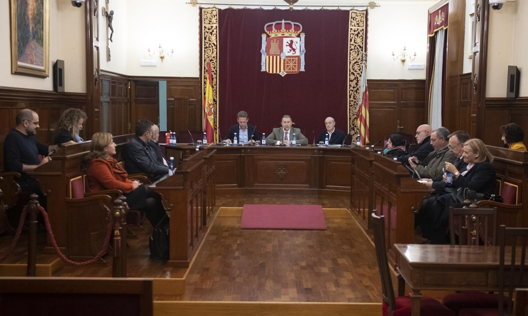 Sesión del Consejo