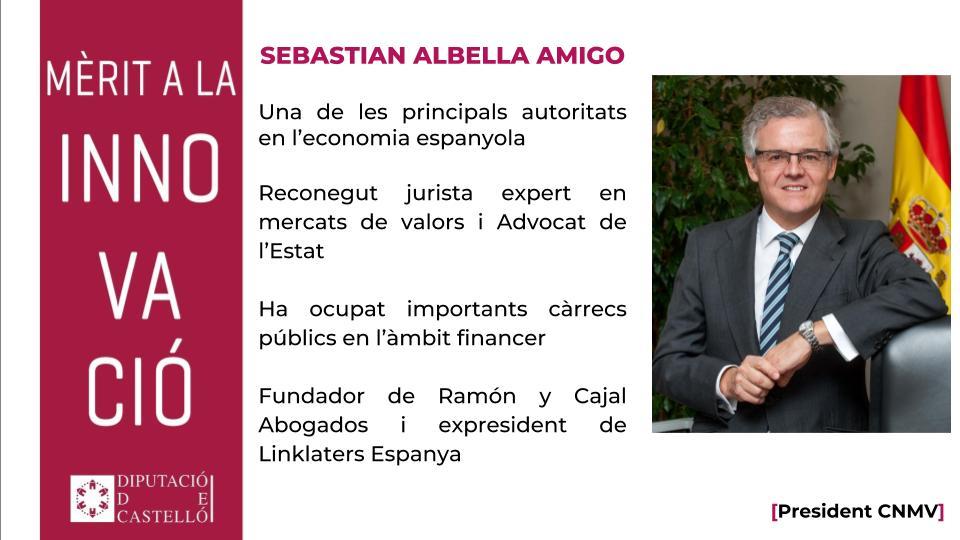 Sebastian Albella Amigo
