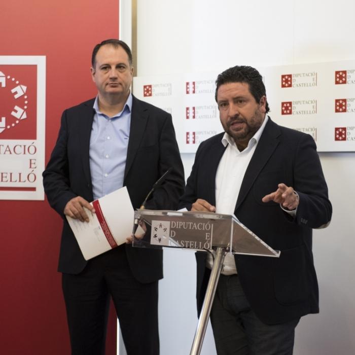 """Moliner: """"Quiero que cada día nos sintamos más orgullosos de Castellón"""""""