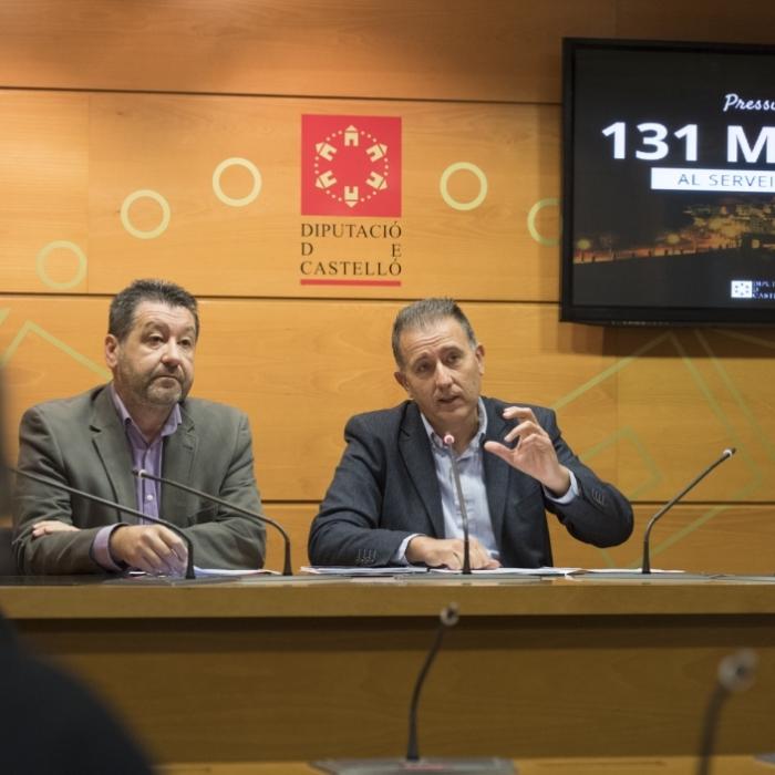16,9 millones de euros para cuidar y divulgar el patrimonio provincial