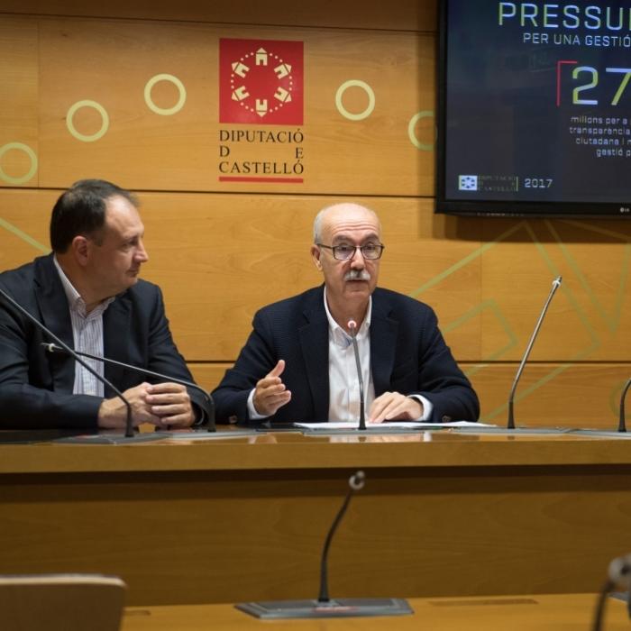 Diputació presta ja més de 24.000 serveis als 135 municipis