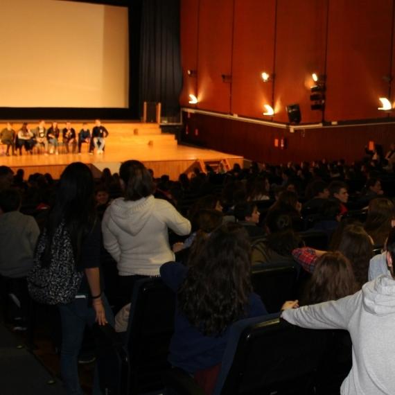 Lluita contra l'assetjament escolar