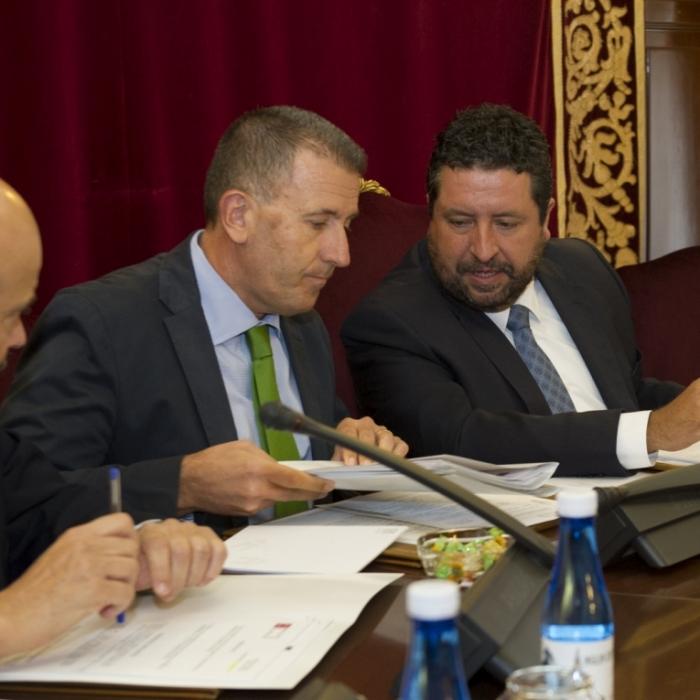 Diputación promoverá la introducción del vehículo eléctrico en la provincia