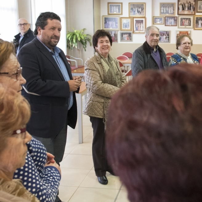200.000 euros per a millorar els clubs de persones majors de la província
