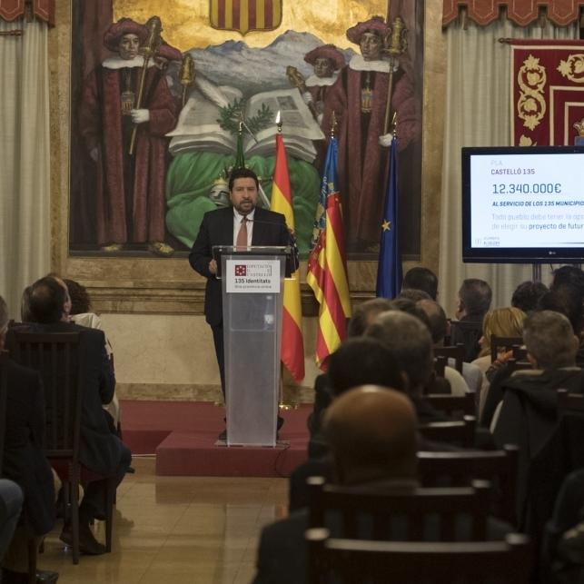 El Gobierno, en el I Foro contra la Despoblación Rural de la provincia de Castellón