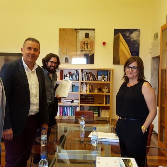La Diputación involucra a la Generalitat en la candidatura de 'Camins de Penyagolosa