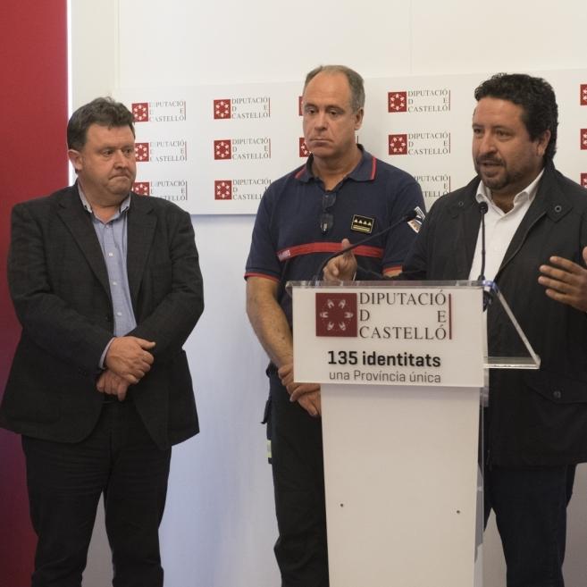 La Diputación consolida el mayor anillo de seguridad sanitaria