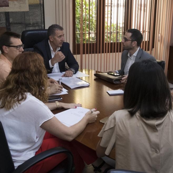 Moliner afavoreix a través de Partenàlia un ambiciós projecte europeu