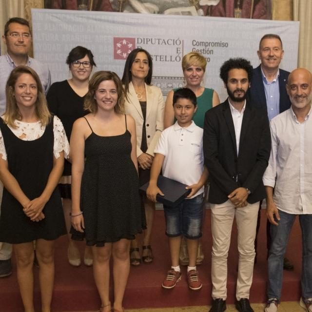 La Diputació premia els 'somniadors' castellonencs