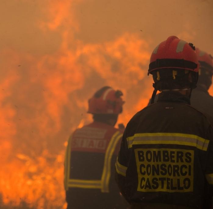 El Consorcio de Bomberos intensifica los trabajos de emergencia en verano