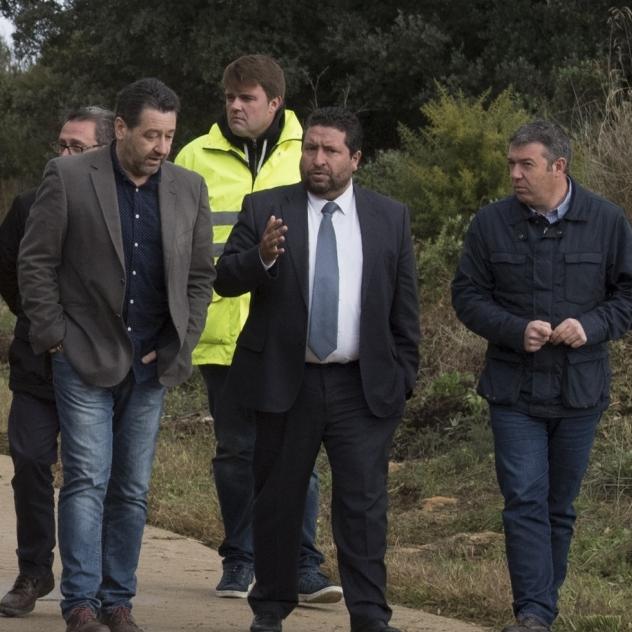 La Diputación ayuda a que 19 ayuntamientos mejoren sus parajes naturales municipales
