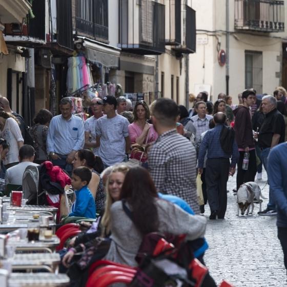 Ocupaciones turísticas de hasta el 90% este fin de semana