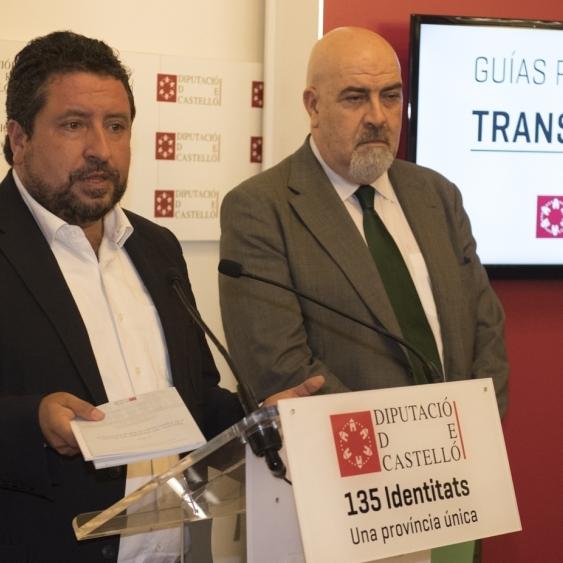 El Consell Nacional de Transparència avala l'aposta estratègica de la Diputació en transparència
