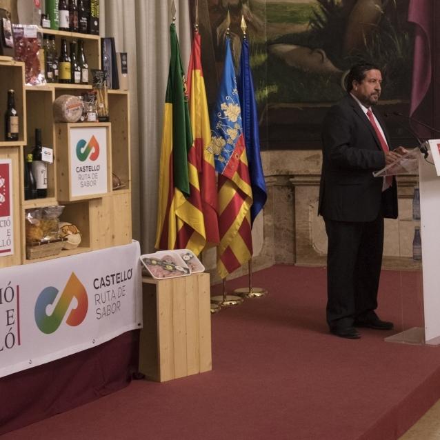 La Diputació emprèn un intens pla d´acció amb Castelló Ruta de Sabor