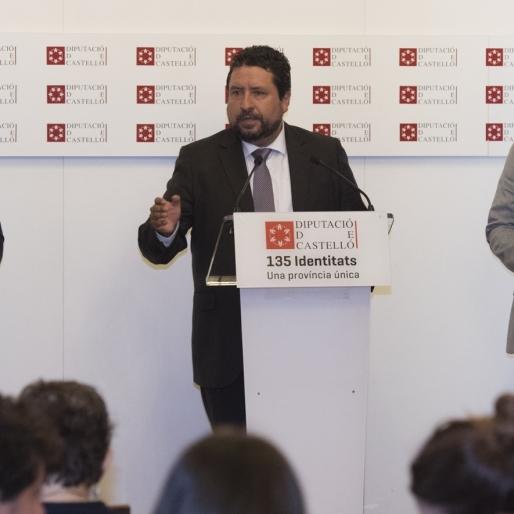 Moliner anuncia 1,7 millones de euros más para turismo