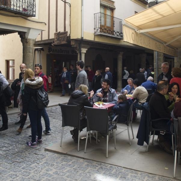 La Diputación prevé más de 10.000 turistas adicionales a los pueblos con jornadas gastronómicas