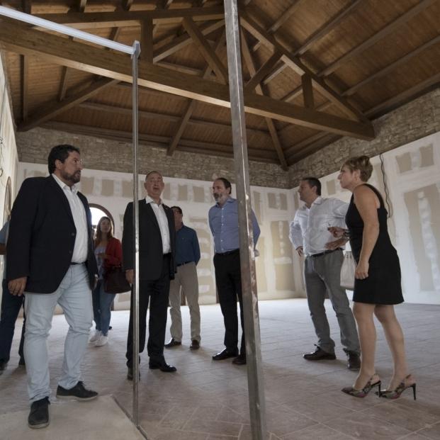 La Diputación rehabilitará el Palacio de los Condes de Pestagua de Xert