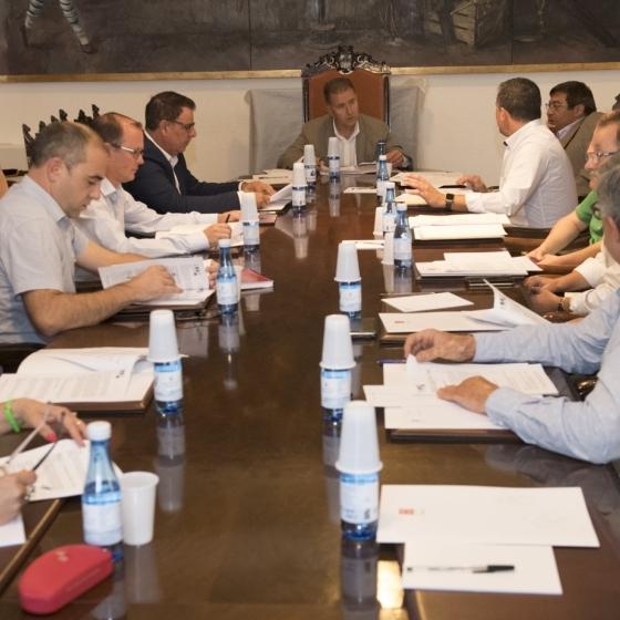 La Diputación simplifica los trámites de asistencia técnica a los ayuntamientos