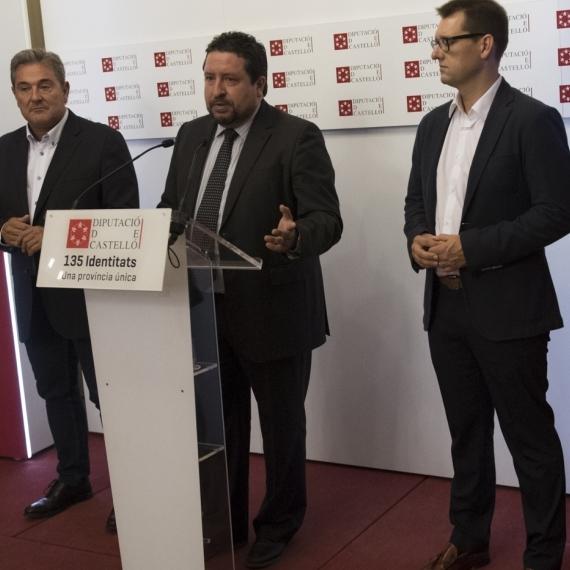 La Diputación agiliza la tramitación de 18 nuevas actuaciones en carreteras