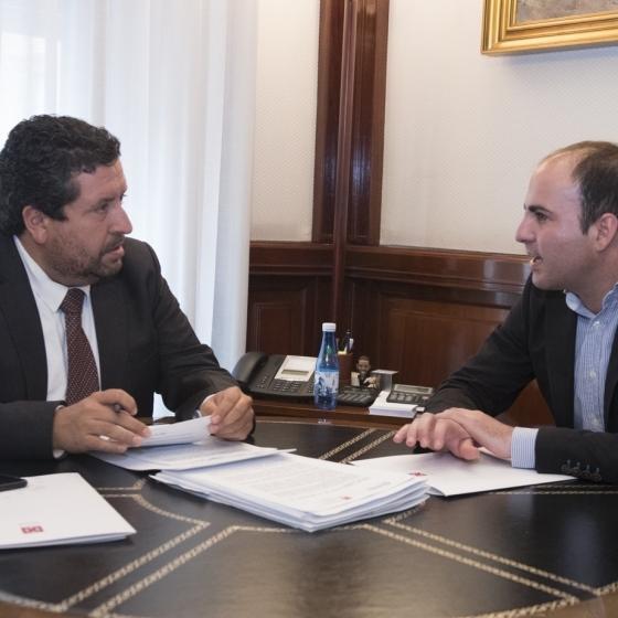 La Diputación convertirá la Lonja de Catí en un Centro de Interpretación de primer orden turístico