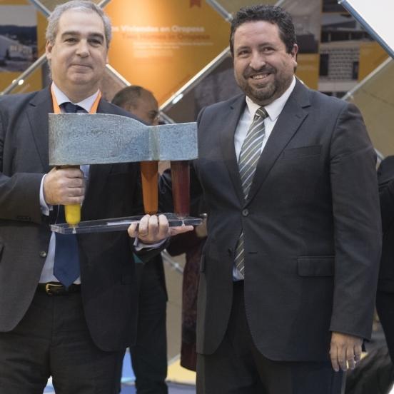 La Diputació perfila les bases de l'II Premie Província de Castelló en CEVISAMA