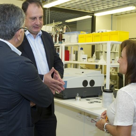 La Diputació i el ITC impulsen la innovació ceràmica amb la I Jornada Vigilancer